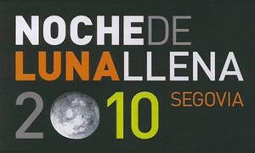 La noche de luna llena 2010, Segovia