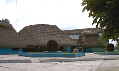 Museo de sitio de la venta, huimanguillo (tabasco)