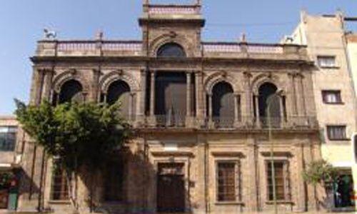 Museo del periodismo y las artes gráficas, guadalajara (jalisco)