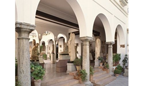 'Verde, blanco, negro', museo arqueológico y etnológico de córdoba