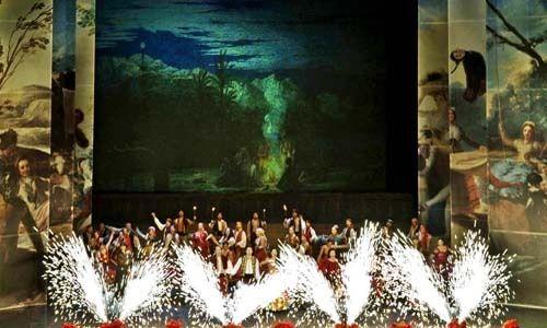 'Lo más grande en zarzuela', teatro nuevo alcalá, Madrid