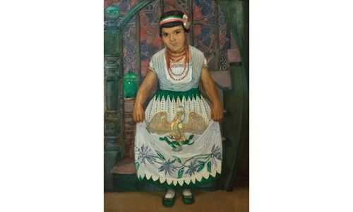 'Imágenes de la patria', museo nacional de arte (munal), Ciudad de México