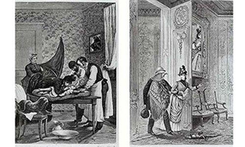 Max ersnt. 'Una semana de bondad'. los collages originales, museo nacional de arte (munal), Ciudad de México