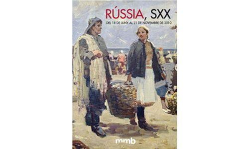 'Rusia siglo xx', museo marítimo de Barcelona