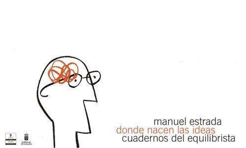 'Manuel estrada. donde nacen las ideas. cuadernos del equilibrista', centro atlántico de arte moderno, las palmas de gran canari