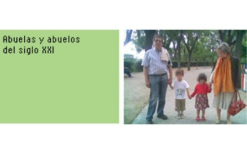 Seminario: 'Abuelas y abuelos del siglo xxi', la casa encendida, Madrid