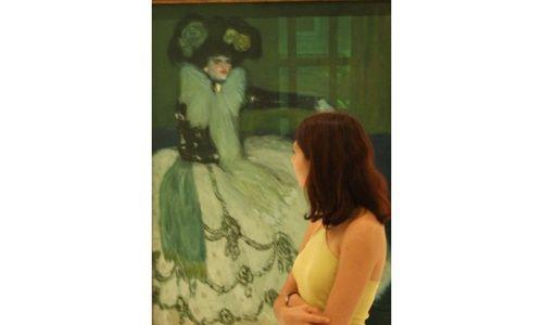 'Relatos de la colección. modernidad: progreso y decadentismo', museo nacional centro de arte Reina Sofía, Madrid