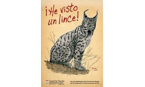 '¡He visto un lince!', casa de las ciencias, Logroño
