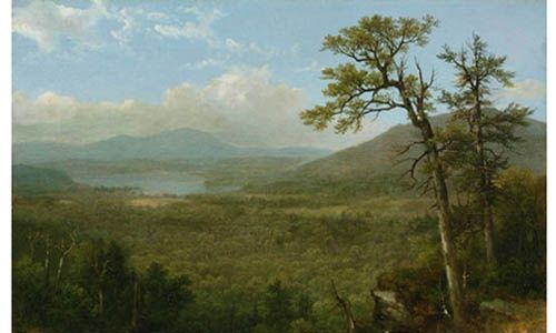 'Los paisajes americanos de asher b. durand (1796-1886)', Fundación Juan March, Madrid