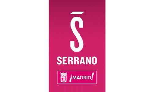 'Estrena serrano', Madrid