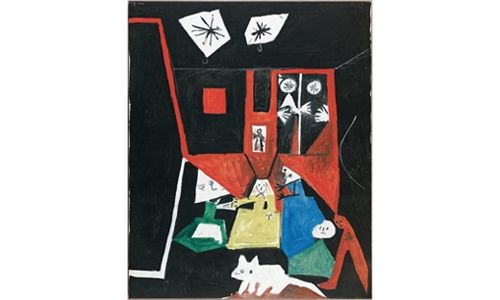 Café-tertulia de la exposición: 'Humano, demasiado humano. arte español de los años cincuenta y sesenta. Caixaforum Barcelona