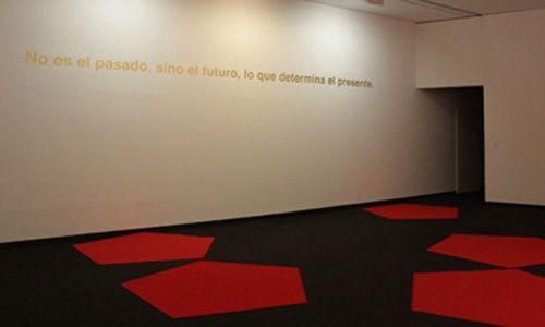 Curso: 'Mirar el presente. siete sesiones para pensar con el arte actual', centro de arte 2 de mayo, móstoles (Madrid)