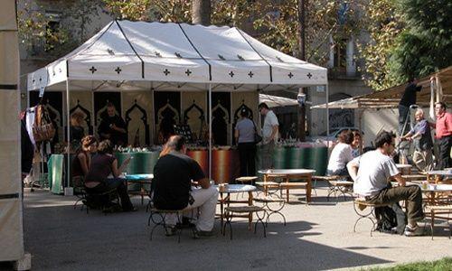 Itinerario urbano: 'El raval. la ciudad cosmopolita' (Barcelona)