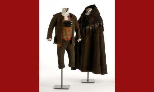 Curso: 'El traje popular: claves y procesos', museo del traje, Madrid