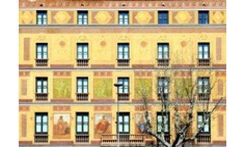 Itinerario urbano: 'El eixample la forma de la ciudad' (Barcelona)