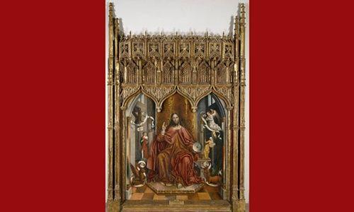 Una obra. un artista: 'Cristo bendiciendo', museo del prado, Madrid