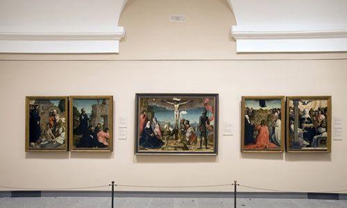 'Itinerarios didácticos (octubre 2010)', museo del prado, Madrid