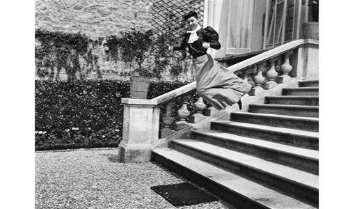 'Un mundo flotante fotografías de jacques henri lartigue (1894-1986)', Caixaforum Palma de Mallorca