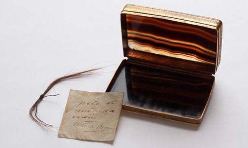 'Larra, xix cajas', museo nacional del romanticismo, Madrid