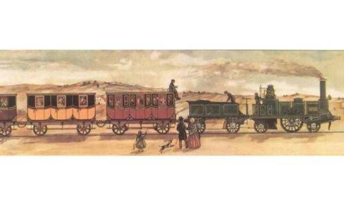 'Día del tren', Museo del Ferrocarril, Madrid