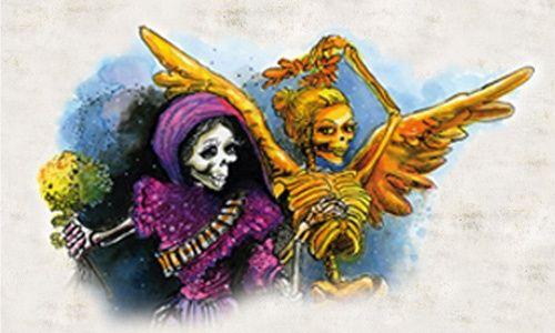 'Fiesta anual de día de muertos', museo dolores olmedo, Ciudad de México