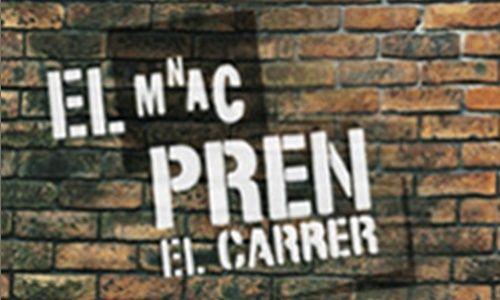El mnac toma la calle, Barcelona