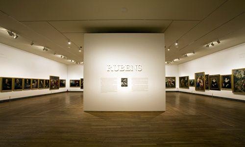 'Rubens', museo del prado, Madrid