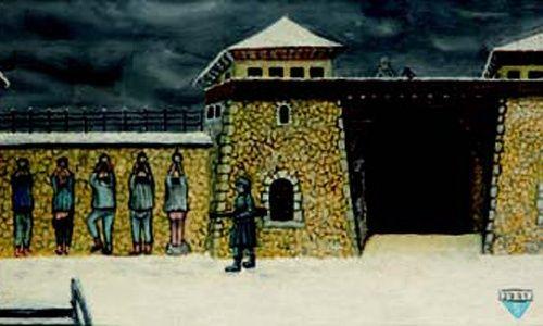 'En los campos nazis. supervivencia, testimonio y arte de los republicanos españoles', archivo histórico provincial de álava, vi