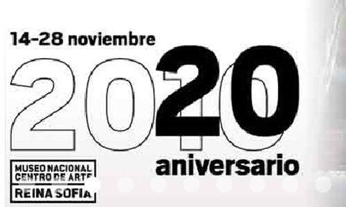 20 aniversario del museo Reina Sofía, Madrid