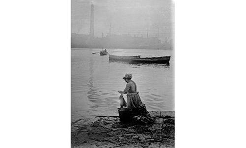 'La fotógrafa eulalia abaitua', museo vasco de Bilbao