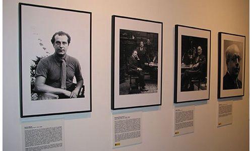 'D(escribiendo) miradas: la edad de plata vista por alfonso', museo casa de cervantes, valladolid