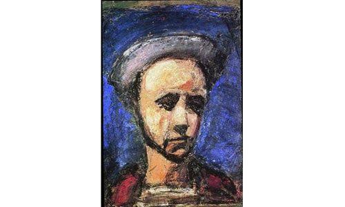 'Georges rouault. lo sagrado y lo profano', museo de bellas artes de Bilbao