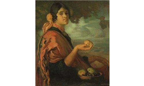'Saturnino herrán: instante subjetivo' museo del palacio de bellas artes, Ciudad de México