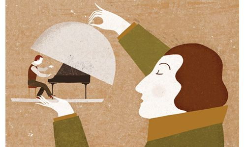 'Chopin-issimo', teatros del canal, Madrid