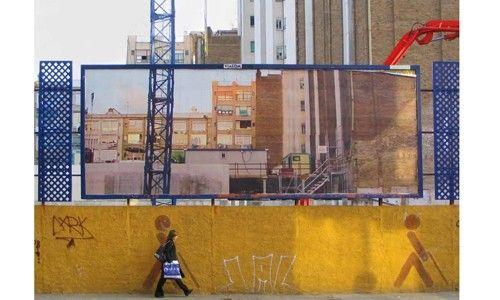 'Camuflajes', espai cultural caja Madrid de Barcelona