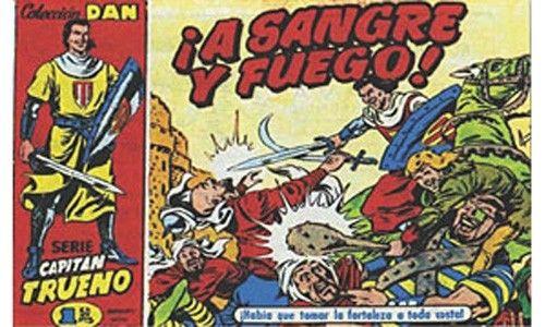 'Los tebeos de posguerra', palacio episcopal de Salamanca