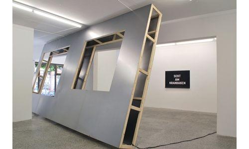 'Invoking a demon landscape', fundación joan miró, Barcelona