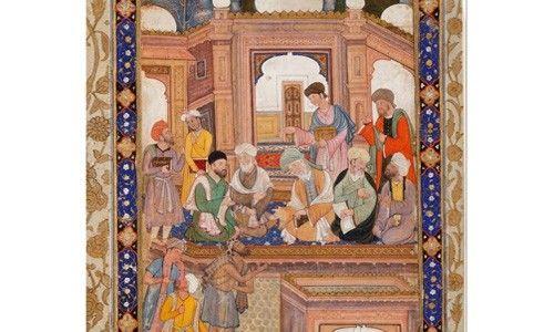 'Las artes del libro oriental. manuscritos en árabe, armenio, hebreo y persa en la fundación lázaro galdiano', Madrid