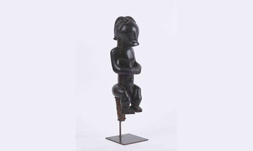 'África: Objetos y sujetos'. sala de exposiciones del teatro Fernán-Gómez, Madrid