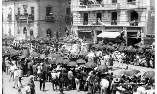 'México entre fiestas y caudillos'. centro cultural ignacio ramírez, el nigromante. san miguel de allende (guanajuato)