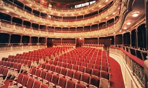 Visitas guiadas gratuitas al teatro maría guerrero, Madrid
