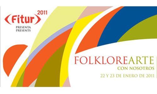 'I maratón de folklore interactivo'. fitur 2011, ifema Madrid