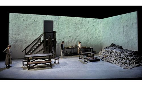 'Pedra de tartera'. teatre nacional de catalunya, Barcelona