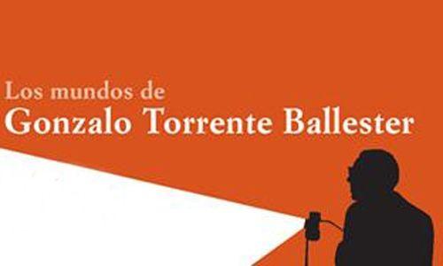 'Los mundos de gonzalo torrente ballester'. biblioteca nacional, Madrid