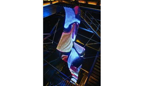 'Travesías'. sala de exposiciones canal de isabel ii, Madrid