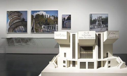 'Construir la revolución. arte y arquitectura en rusia, 1915-1935'. Caixaforum Barcelona