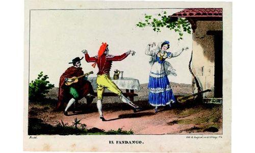 'Libros de danza en la bne: de la gallarda al vals'. Museo de la biblioteca nacional, Madrid