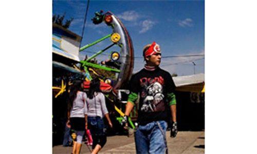 'Tacubaya, una cultura de tránsito'. centro cultural de españa, Ciudad de México