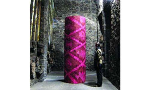 'Tercera muestra de arte visual iberoamericano'. centro cultural de españa, Ciudad de México