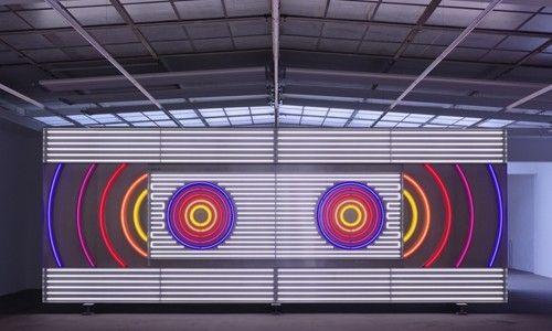 'Sonar'. fundación joan miró, Barcelona